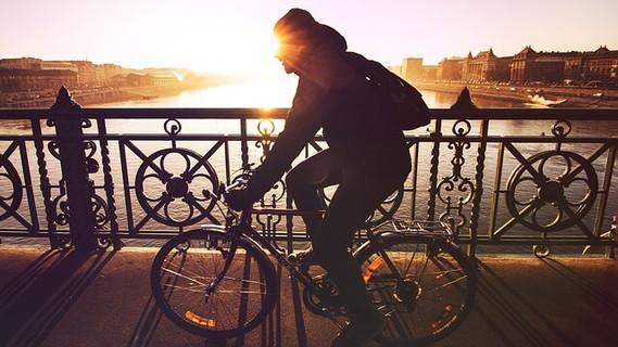 休日はもっぱらサイクリングをしているという爽やかな趣味を持った男性