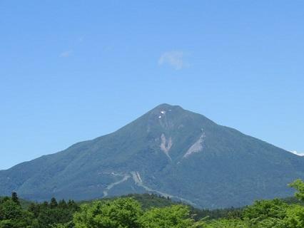 避暑を求めて夏の磐梯山にドライブ