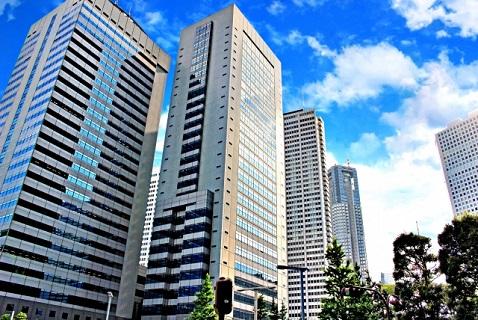 大手出会い系サイトを運営する会社は高層ビルに入居していたり、所在地も明確で信頼度はバツグンです
