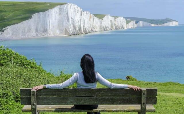 ひとりでのんびりとした時間を過ごするのは、気持ちを切り替えるきっかけとしてはベストな方法です。