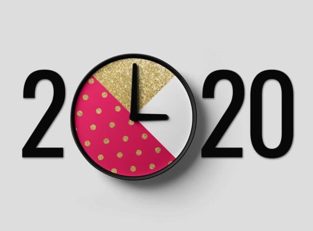 2020年のデザイン