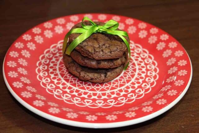 喧嘩をしてしまった恋人にこっそり用意された好物のクッキー