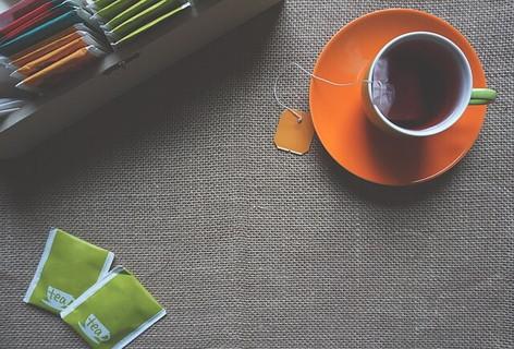 ティーパックで手軽に楽しめるけれどカフェインの入っている美味しい紅茶