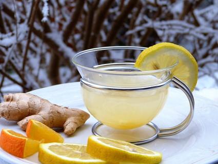 冷え性な時には飲みたい身体が温まりそうな生姜湯