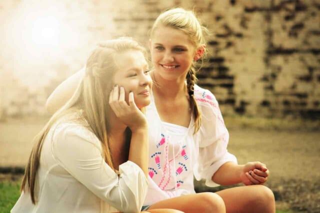 この春始まった新しい学生生活に恋人の出現を期待している女性