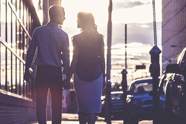 a型男性とa型男性に好かれる女性のカップル