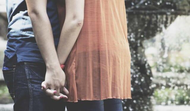 プラトニックな関係が成立しているカップル