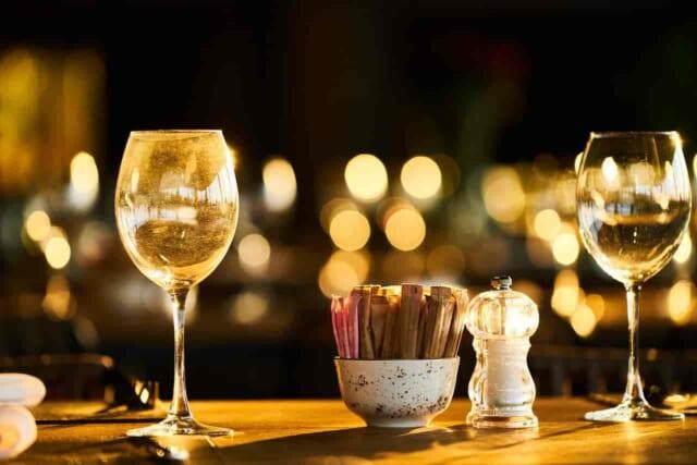 夜ご飯の後カップルでデートしたいロマンチックな雰囲気のお店