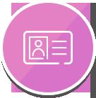 4つ目の安心、出会い系規正法に基づく年齢認証の厳格化で、18歳未満のサイト利用を制限します。